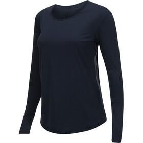 Peak Performance Epic LS Shirt Women Salute Blue